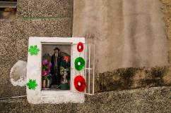 Figura del Santo Popular, Dr. Josè Gregorio Hernández, en la Comunidad de El Calvario, ubicada en la parroquia El Hatillo del estado Miranda, Venezuela. Photowalk organizado por VAEArts y la alcaldía de El Hatillo, en el marco de la actividad cultural #ElCalvarioPuertasAbiertas y el programa cultural Vive El Hatillo.